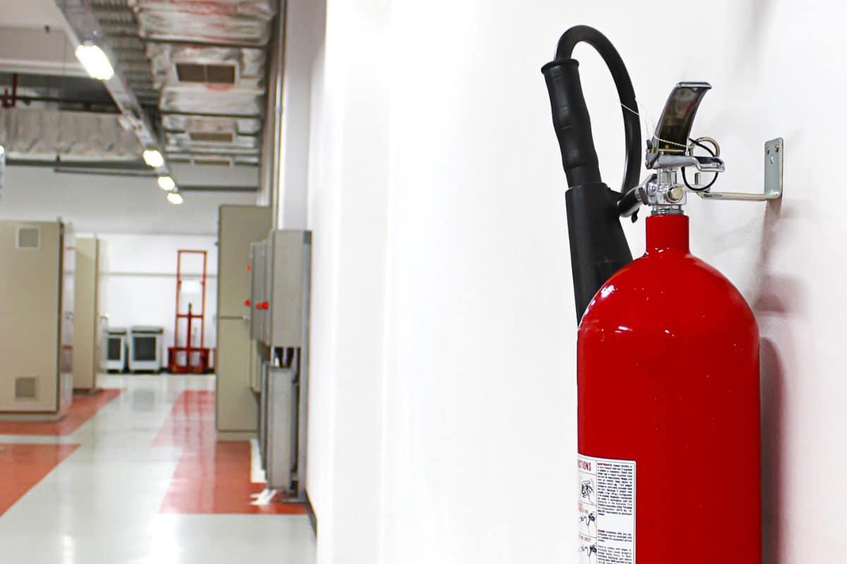 brandblusser kopen voor een ruimte
